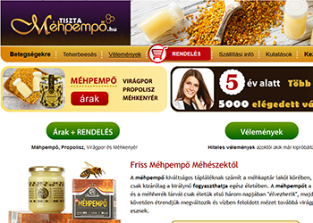 Comvita és Real Health manuka mézek
